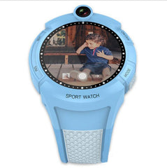 Kinderen Smartwatches met Camera LBS Locatie Kind Tough Screenn Waterdicht Anti Verloren Monitor