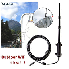 1000 M High Power Outdoor WiFi Antenne USB Adapter Cellulaire Signaalversterker omni-directionele Draadloze Netwerkkaart Ontvanger