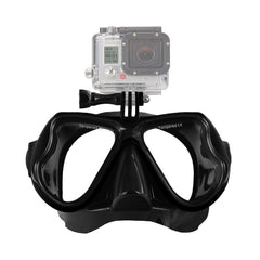 Camera Mount Duikbril Oceanic Scuba Snorkel Zwembril Bril voor GoPro Action Camera