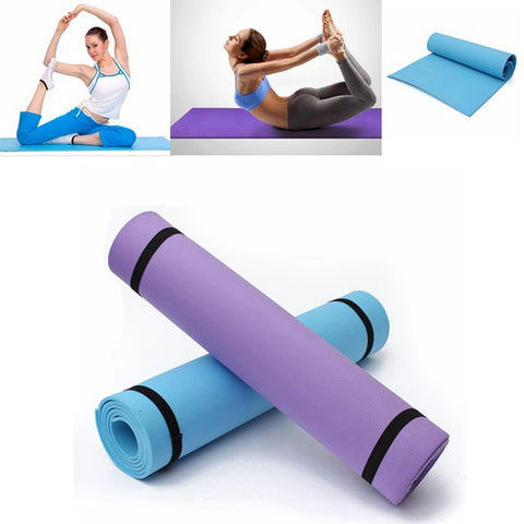 Antislip Yogamat 6mm