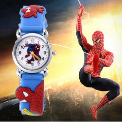 Spiderman Kinderhorloge