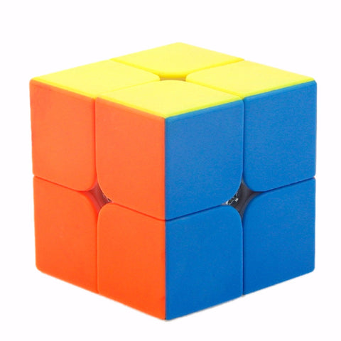 20182x2x2 Magic Cube Pocket Cube Speed Puzzel 50mm Kubus Educatief Speelgoed voor kinderen cubo magico