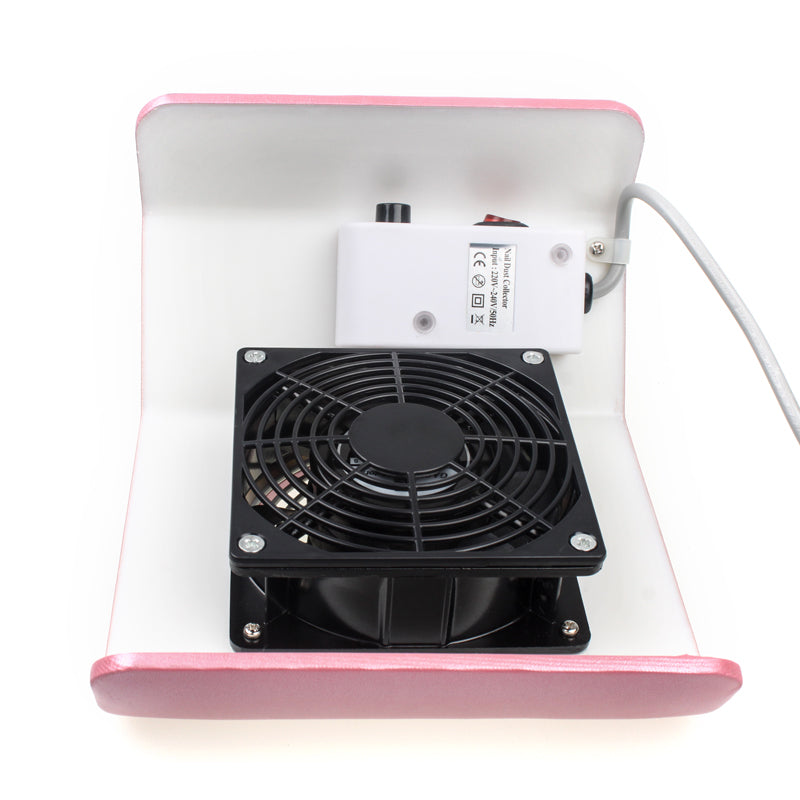 220 V Nail Art Salon Zuig Dust Collector Manicure 2700 Rpm Filing