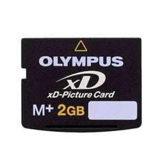 2 gb XD Picture Card Type M + M-XD2GMP Voor OLYMPUS of FUJIFILM Camera