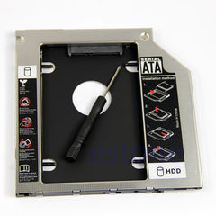 2nd 9.5mm SATA HDD SSD Hard Drive Caddy Bay voor MacBook Pro 13