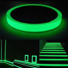 Lichtgevende Glow in the Dark Tape 1M