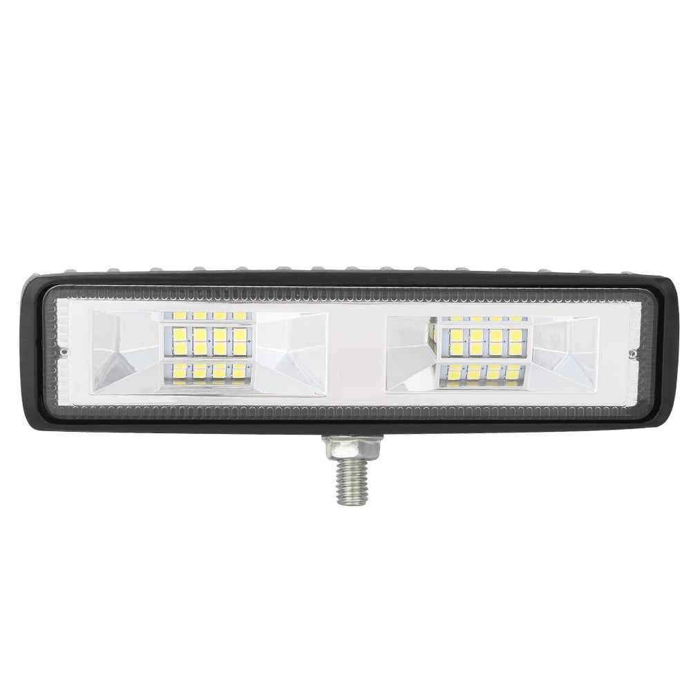 6 inch 48 w 16 led verlichting bar spot flood led light bar voor offroad auto
