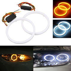 Paar 60/70/80/90/100 / 110mm 2835 LED Angel Eyes Lights Halo Ring DRL richtingaanwijzer