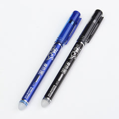 12 stks GP-688 0.5mm Uitwisbare Pen Gel Pen School Briefpapier Kinderen Studenten Magic Pen Blauw Zwart