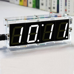 DIY Digital Clock LED