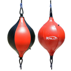Double End Muay Thai Boksen Zak Bokszak Strijd Bal Speed Ponsen Bal PU Lederen Punch Training Fitness Sport Praktische