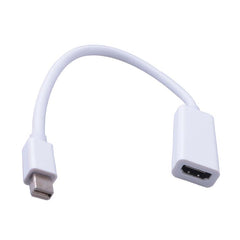 Mini Displayport naar HDMI adapter