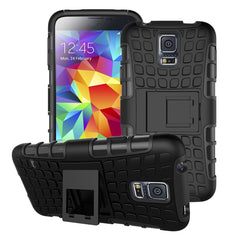 Voor Samsung S5 Case i9600 G900F G900A Zware Armor Shockproof Hard Siliconen Telefoon Cover Samsung Galaxy S5 S5neo S5 neo
