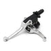 ZS Racing 22mm Legering ASV F3 Serie 2ND Clutch Brake Vouwen Lever Fit Meeste Motorfiets ATV Dirt Pit Bike Wijzigen Onderdelen onderdelen