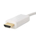 6FT 1.8 MThunderbolt Mini Displayport Displayport DP Adapter Kabel Voor Apple Mac Macbook Pro Air