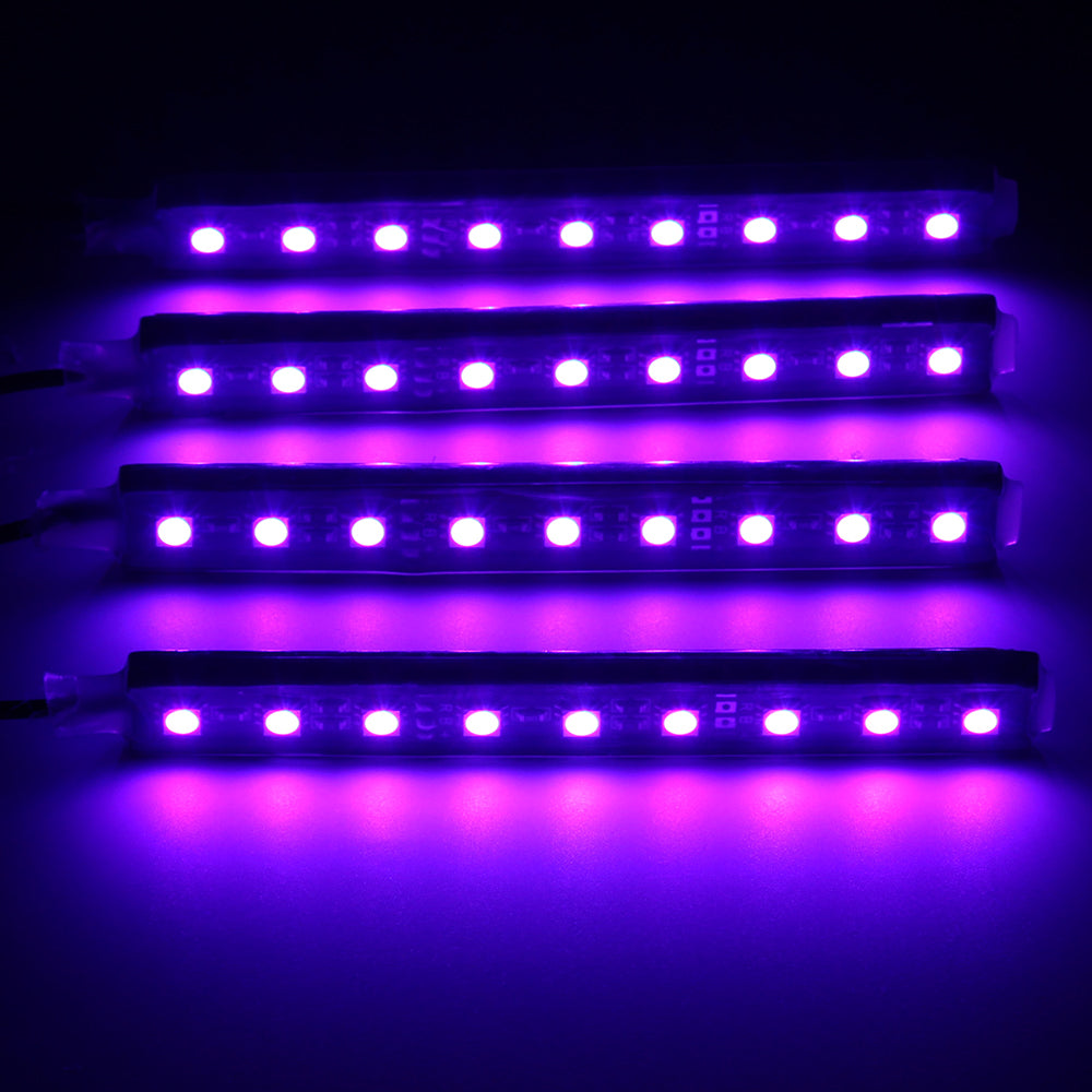 ITimo Auto-styling Led strip verlichting 4 in 1 auto-interieur ...
