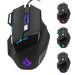 Computer Accessoires Cool 5500 DPI 7 Button LED Optische USB Wired Gaming Muis Muizen Voor Pro Gamer
