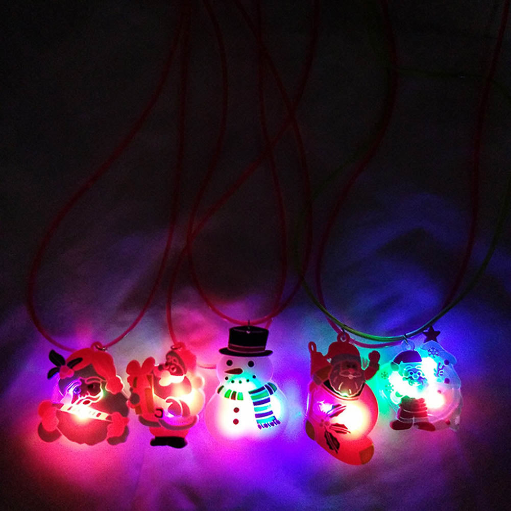 1 st LED Glow Ketting Speelgoed Kerst Serie Verlichting Ketting X ...
