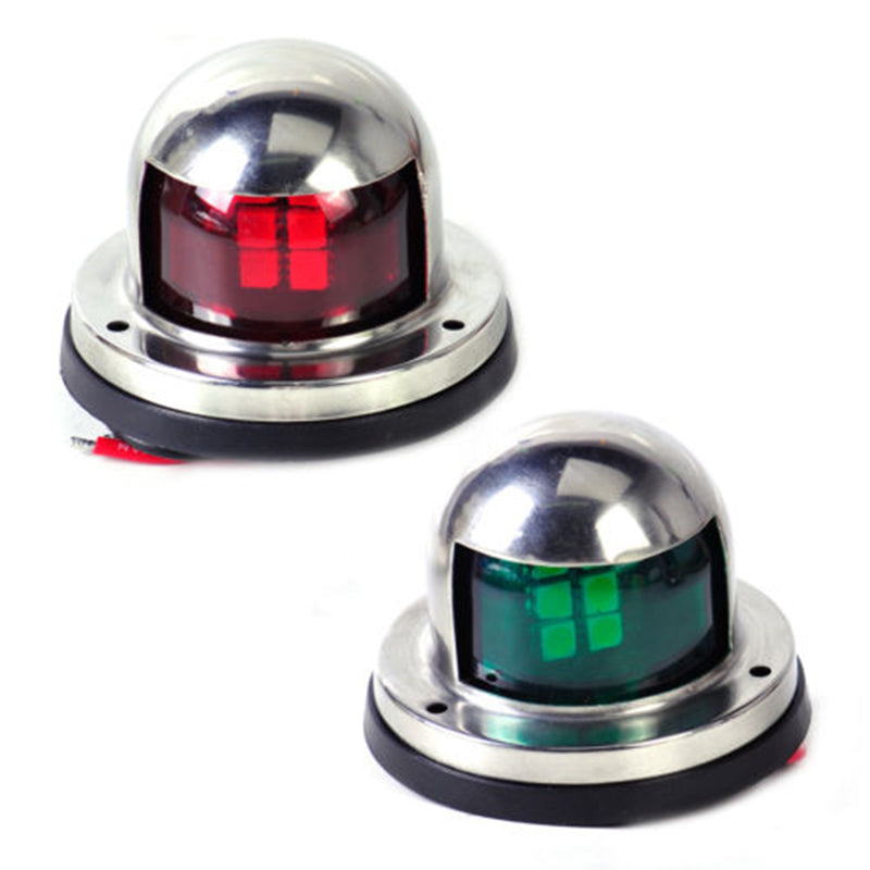 Marine Boot Yacht Light 12 V LED Boog Navigatie Verlichting Rode ...