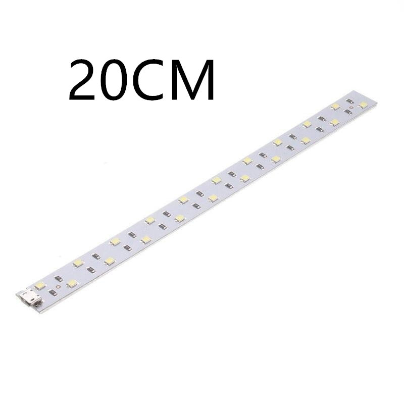 20 cm 35 cm led light strip photo studio verlichting soft box schieten tent closet lightbox