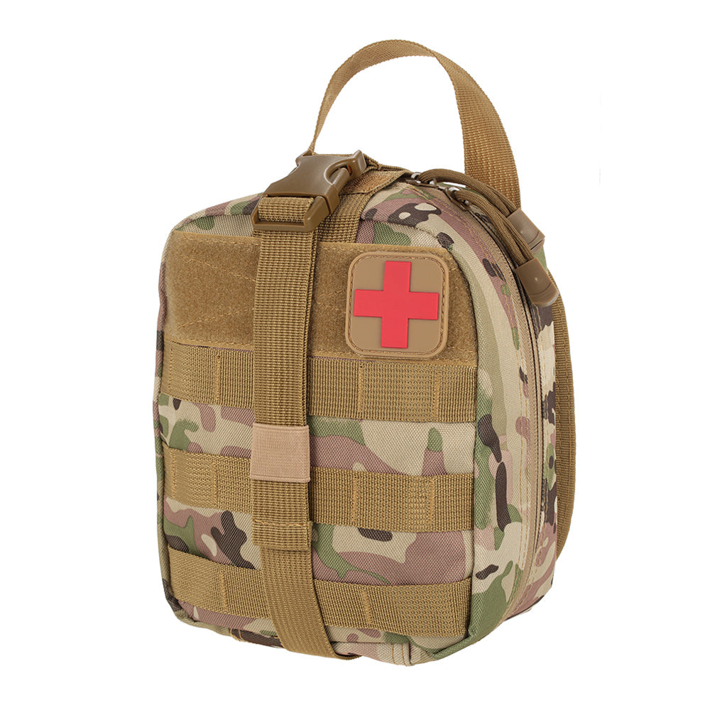 Super Outdoor Utility Tactical Pouch Medische Ehbo-kit Patch Tas Molle LG-32