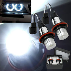 2x BMW E39 E53 auto Angel Eye LED Halo Lights lampen 5 W