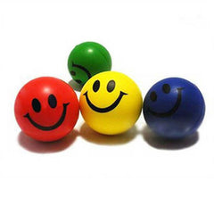 Stressbal Smiley
