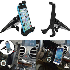 Auto CD Dash Slot Mount Houder Dock Voor iPod iPhone