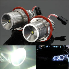 10W LED Angel Eye Halo Ring Gloeilamp voor BMW E39 E60 12 / 24V