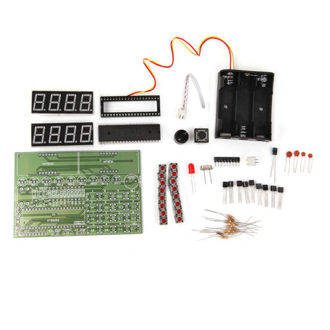 DHZ Set voor AT89S52 Electronic Code Switch Kit