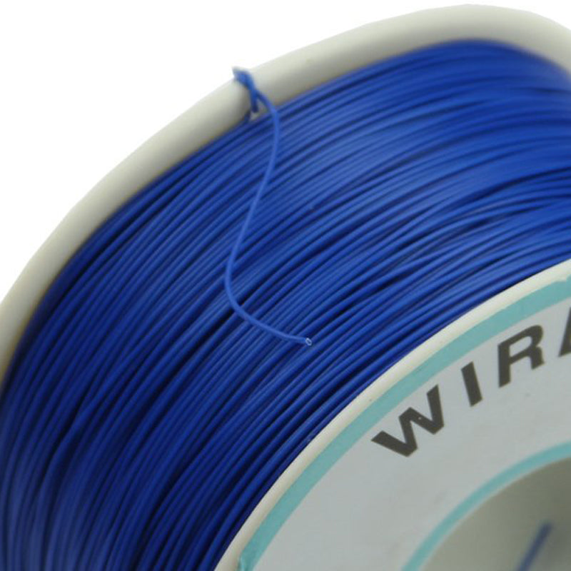 THGS-0.25mm Wire-Wrapping Wire 30AWG Kabel 305 m(Blauw) – Grandado