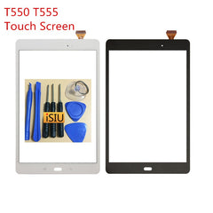 Touch Screen Voor Samsung Galaxy Tab EEN 9.7 T550 T555 SM-T550 SM-T555 Tablet Mobiele Telefoon Touchscreen Panel 9.7 ''TabAGEEN LCD