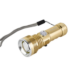XANES WS-622 XPE 250LM 16340 Zoomable oplaadbare EDC LED-zaklamp