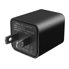 Voice Activated Wall Charger GSM GPS SIM Tracker Audio Oor Bug Luisterapparaat