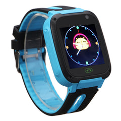 Waterdichte GPS Tracker SOS Call kinderen Smart Watch voor Android IOS iPhone