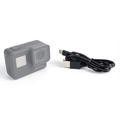 Voor Gopro Hero 5 Black Camera Opladen Usb-kabel Line Data Sync Transfer voor Gopro 5 Hero5 Action Sport Camera