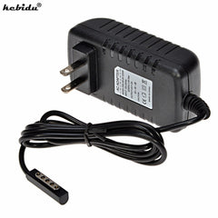 Kebidu 12 v 2A Tablet Muur Adapter Travel Charger Voor Microsoft Surface RT Tablet Snel Opladen Draagbare Oplader US EU UK Plug