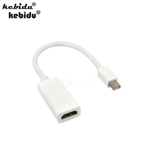 KebiduThunderbolt Mini Displayport Displayport dp-naar HDMI Adapter Kabel Voor Apple Mac Macbook Pro Air hele koop   kebidu