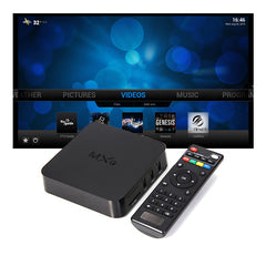 MXQ S805 1GB / 8GB KODI 14.2 Quad Core Android 4.4 1080P HD H.265 HEVC TV Box Android Mini PC