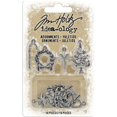 Tim Holtz Idea-ology - Adornments Yuletide
