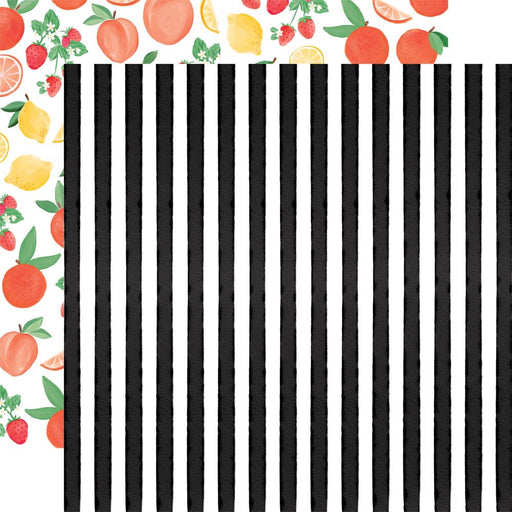 Carta Bella Summer Market - Market Stripe