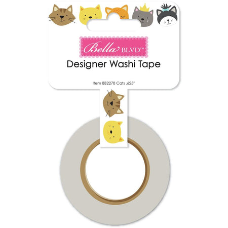 Bella Blvd Chloe - Cats Washi Tape