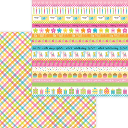 Doodlebug Design Hey Cupcake - Party Girl