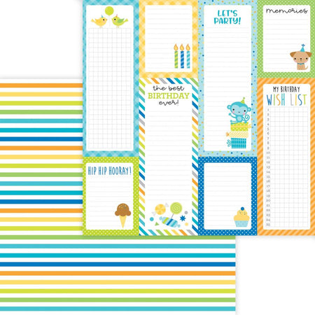 Doodlebug Design Party Time - Wrap It Up