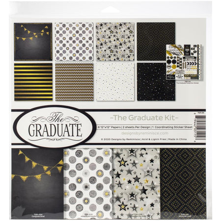 Reminisce The Graduate - Collection Kit