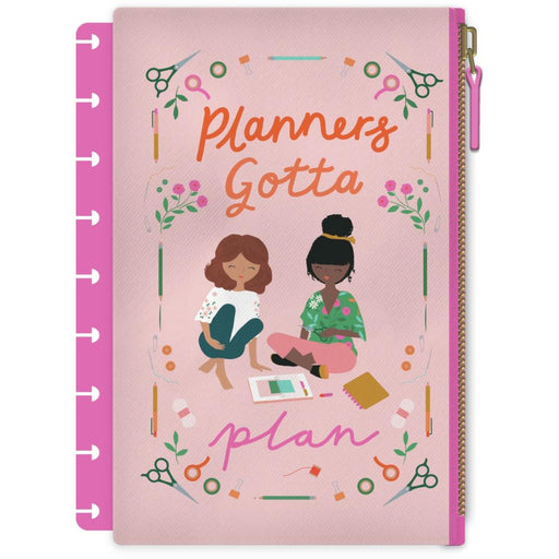 Me & My Big Ideas Happy Planner - Snap-In Pouch Squad Goals
