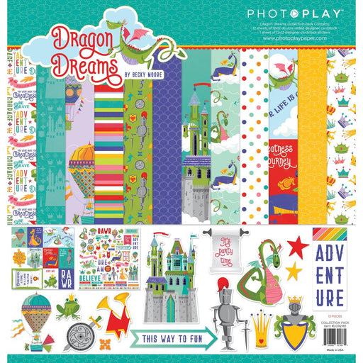 Photoplay Dragon Dreams - Collection Pack