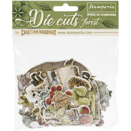 Stamperia Die-Cuts - Forest