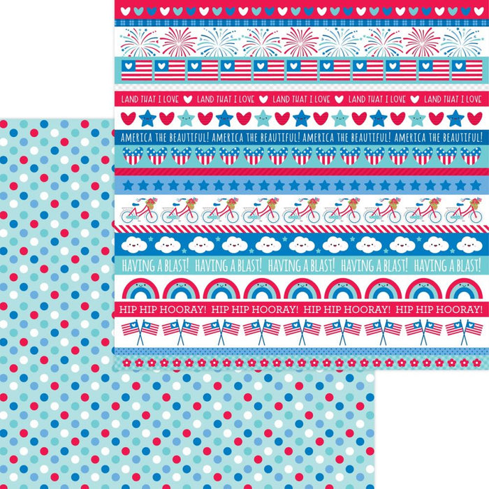 Doodlebug Design Land That I Love - Polka-Dot Parade