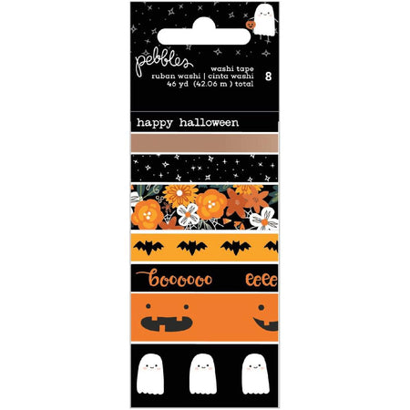 Pebbles Spoooky - Washi Tape